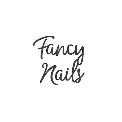 Fancy Nails                              Logo