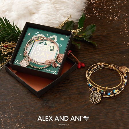 ALEX AND ANI 30% Off Holiday Favorites