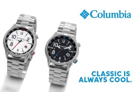 Introducing Columbia Watches from Littman Jewelers