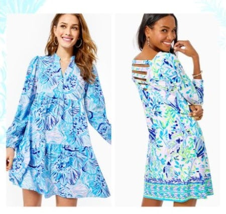 Dresses You Can't Get Enough Of from Lilly Pulitzer