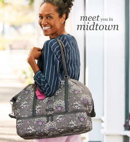 Our Midtown Collection from Vera Bradley