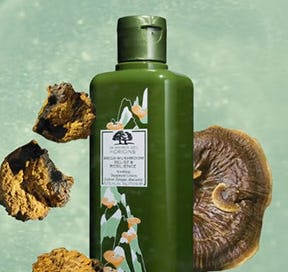 Mega-Mushroom Relief & Resilience Soothing Treatment Lotion from Origins
