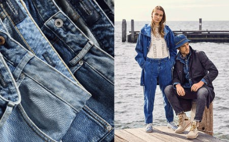 Denim Redefined