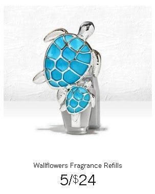 Wallflowers Fragrance Refills 5 for $24