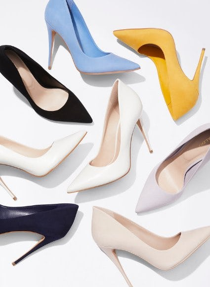 The Perfect Pump from ALDO Shoes