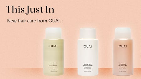 New Hair Care from QUAI