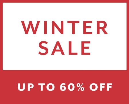Up to 60% Off Winter Sale from Sur La Table
