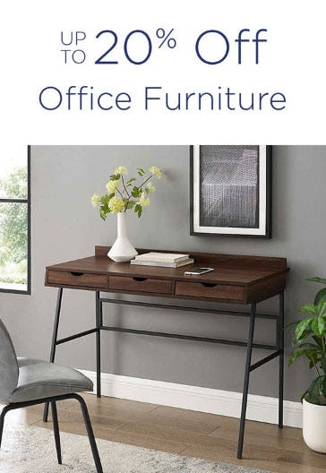 Up to 20% Off Office Furniture from Kirkland's Home
