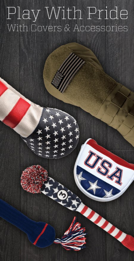 Premium Headcovers & Accessories from Golf Galaxy