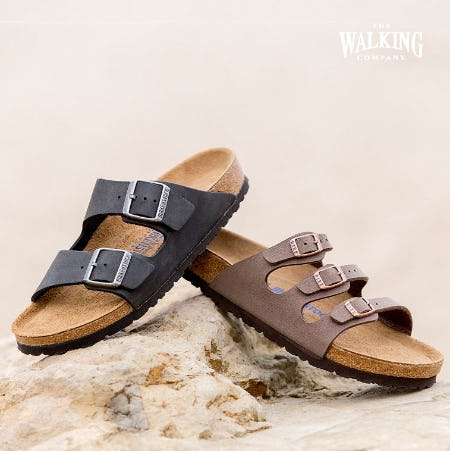 Birkenstock from THE WALKING COMPANY