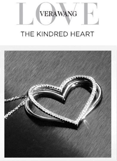 Discover The Kindred Heart Collection by Vera Wang
