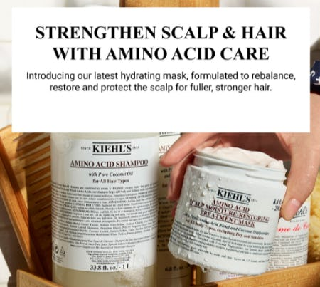 Hit Your Hair Goals with Our Amino Acid Products