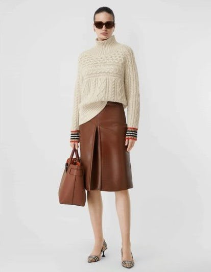 New in November from Burberry