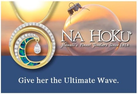 Hawaiian and Island Lifestyle Jewelry from Na Hoku