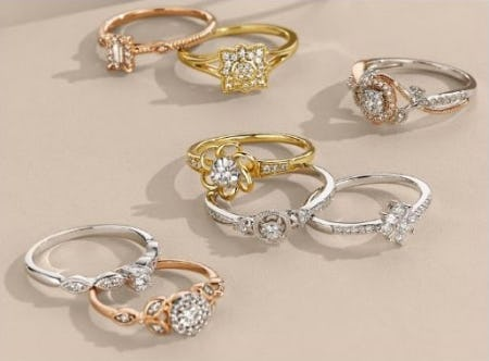 Promise Rings You're Sure to Love from Fred Meyer Jewelers
