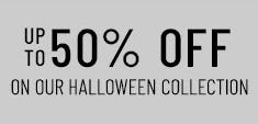 Up to 50% Off on Our Halloween Collection from Pottery Barn Kids