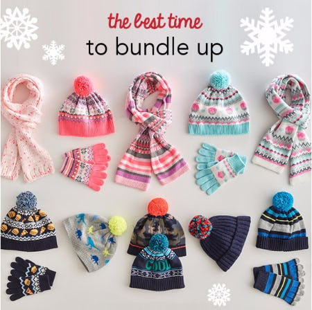 Time To Bundle Up!