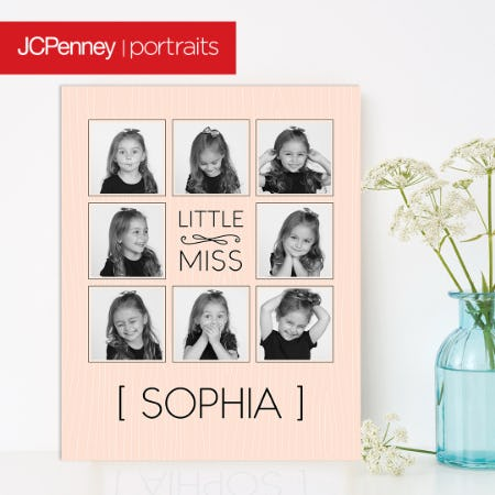 Expression Photography Session from JCPenney Portraits