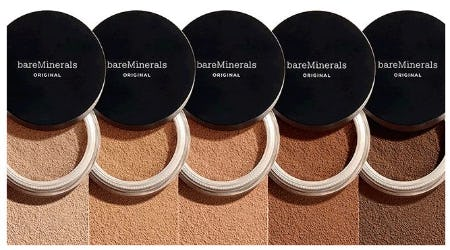 ORIGINAL Loose Mineral Foundation SPF 15 from bareMinerals