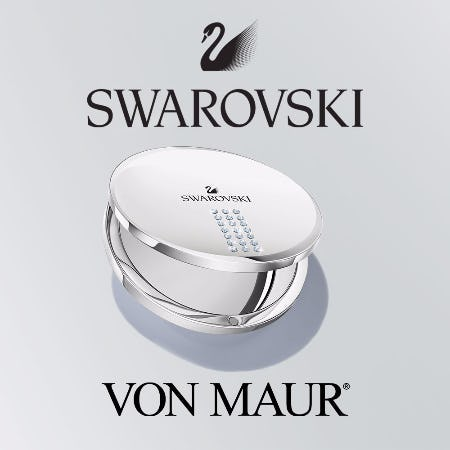 Swarovski Mirror Compact Gift With Purchase from Von Maur