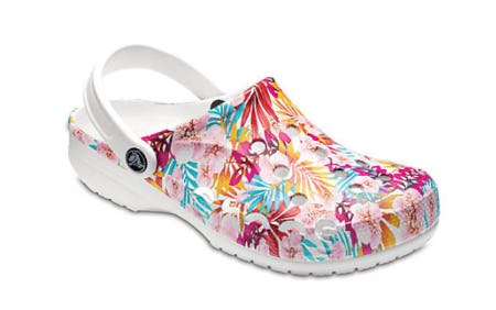 Baya Graphic Clogs from Crocs