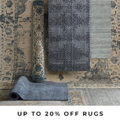 20% Off Rugs from Pottery Barn