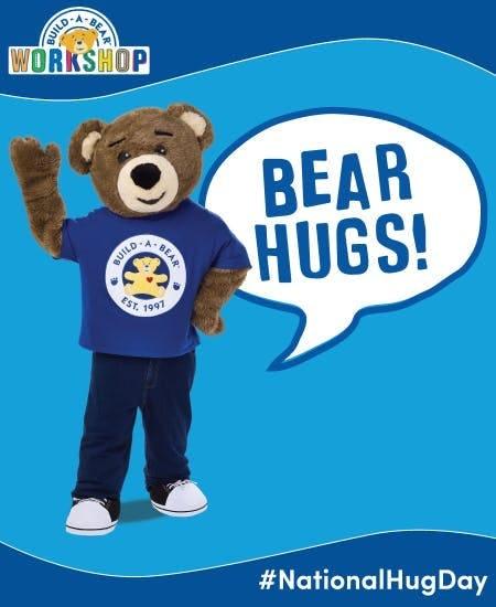 National Hug Day Event