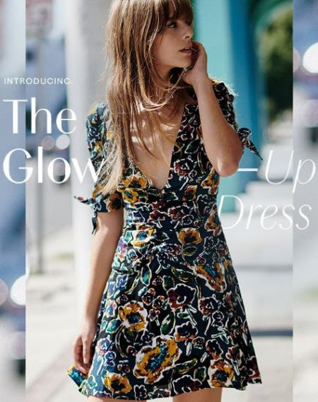 Introducing The Glow-Up Dress from Free People