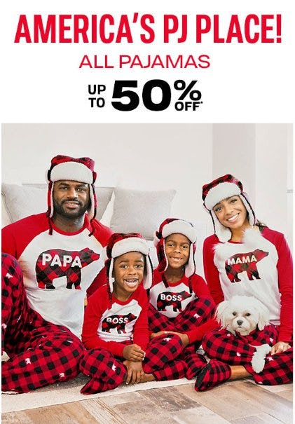 Day After Christmas Sales 2020 Galleria At Sunset All Pajamas up to 50% Off at The Children's Place | Galleria At Sunset