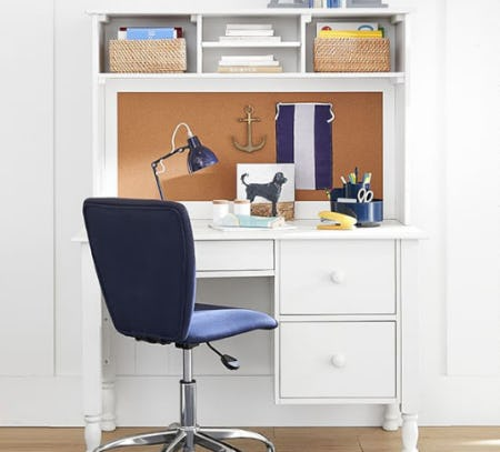 A+ Study Space from Pottery Barn Kids