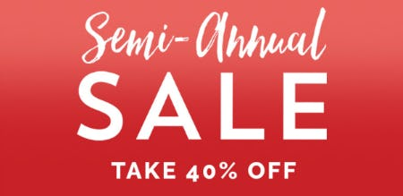 Semi-Annual Sale from Altar'd State