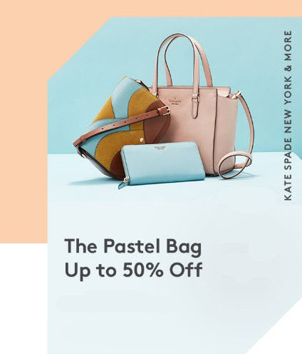 The Pastel Bag Up to 50% Off from Nordstrom Rack