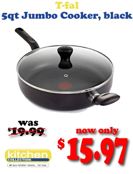 $4 off an already great value! from Kitchen Collection