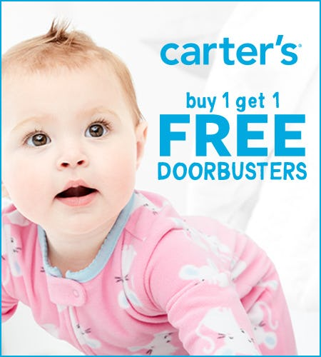 Fall In Love- BOGO Doorbusters! from Carter's Oshkosh
