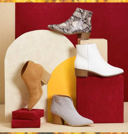 Shop New Boots from Versona