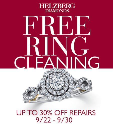 Save Up To 30% Off Repairs