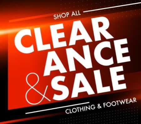Clearance and Sale from EbLens Clothing and Footwear