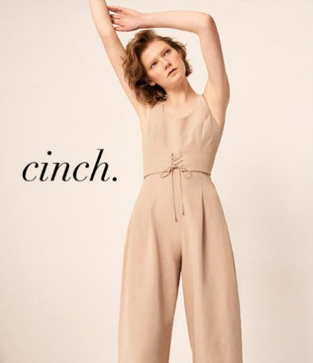 Shop The New Jumpsuit from Club Monaco