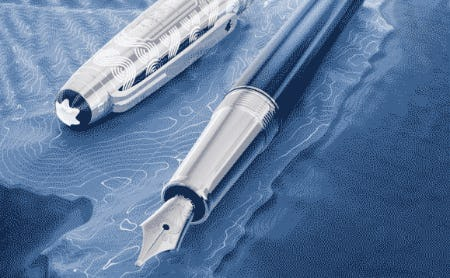 New Around The World in 80 Days Collection from Montblanc