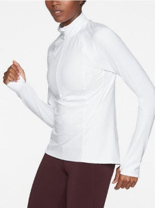 Run Free Half Zip from Athleta