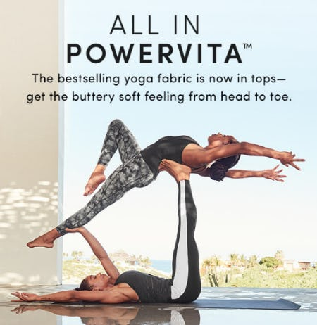 All in Powervita from Athleta