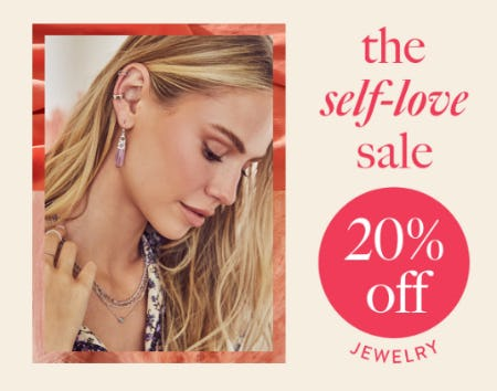 20% Off Jewelry from Kendra Scott