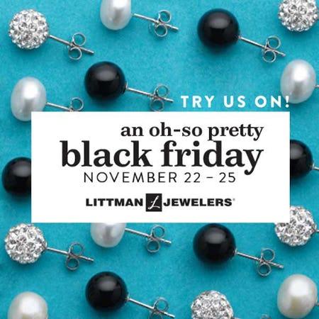 Black Friday Sale from Littman Jewelers