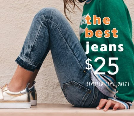 The Best Jeans $25 from Gymboree