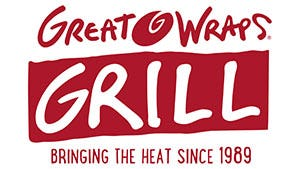 Great Wraps Cafe                         Logo