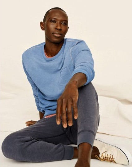 Your Spring Sweats Refresh from J.Crew Men's Shop