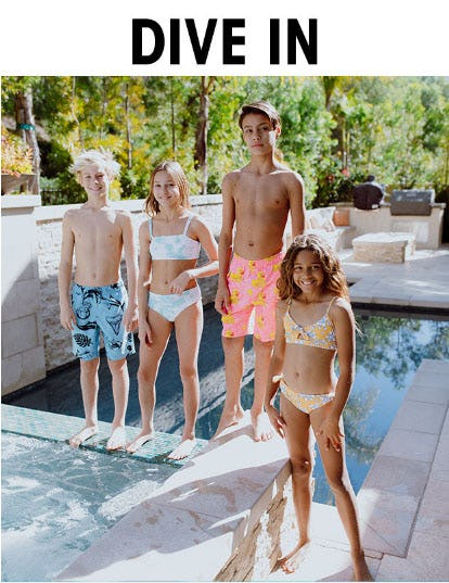 New Kids Swim