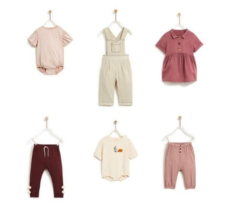 The Baby Sustainable Collection