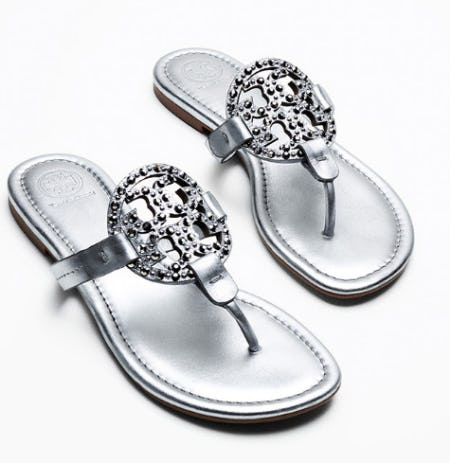 A Flash Of Silver from Tory Burch