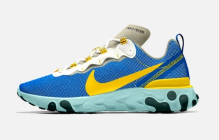 Nike React Element 55 Premium By You from Nike